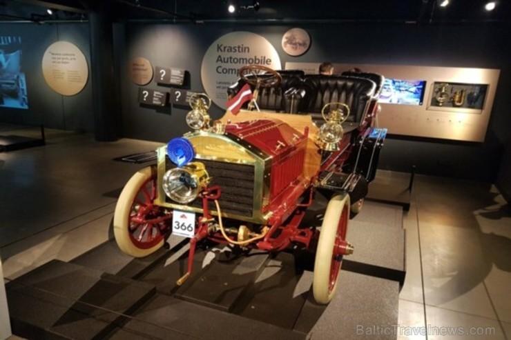 Travelnews.lv redakcija apmeklē Rīgas Motormuzeju