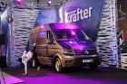 Travelnews.lv redakcija 19.04.2017 iepazīst jauno mikroautobusu Volkswagen Crafter 2