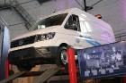 Travelnews.lv redakcija 19.04.2017 iepazīst jauno mikroautobusu Volkswagen Crafter 4