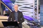 Travelnews.lv redakcija 19.04.2017 iepazīst jauno mikroautobusu Volkswagen Crafter 9