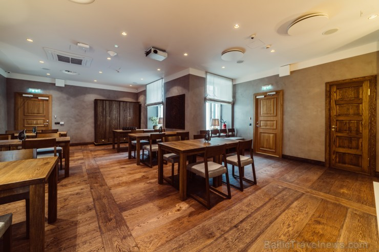 «Tallink» atklāj tajiešu restorānu «NOK NOK» Tallinas vecpilsētā