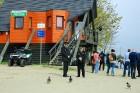 Rīgas pašvaldības policija atrāda gatavību 2017.gada peldsezonai 5