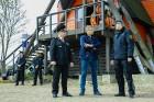 Rīgas pašvaldības policija atrāda gatavību 2017.gada peldsezonai 9