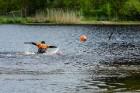 Rīgas pašvaldības policija atrāda gatavību 2017.gada peldsezonai 13