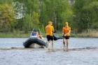 Rīgas pašvaldības policija atrāda gatavību 2017.gada peldsezonai 19