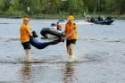 Rīgas pašvaldības policija atrāda gatavību 2017.gada peldsezonai 20