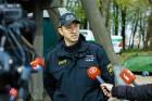 Rīgas pašvaldības policija atrāda gatavību 2017.gada peldsezonai 25