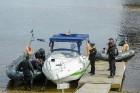 Rīgas pašvaldības policija atrāda gatavību 2017.gada peldsezonai 32