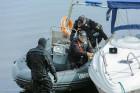 Rīgas pašvaldības policija atrāda gatavību 2017.gada peldsezonai 33