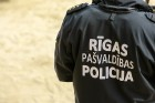 Rīgas pašvaldības policija atrāda gatavību 2017.gada peldsezonai 34