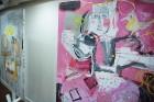 Liepājas koncertzālē «Lielais dzintars» atklāta latviešu gleznotājas Džemmas Skulmes personālizstāde «Krāsas garša» 10