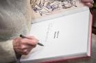 Liepājas koncertzālē «Lielais dzintars» atklāta latviešu gleznotājas Džemmas Skulmes personālizstāde «Krāsas garša» 27