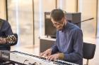 Liepājas koncertzālē «Lielais dzintars» spīd Āfrikas blūza dārgakmens Rolands Čakonte 7