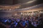 Liepājas koncertzālē «Lielais dzintars» spīd Āfrikas blūza dārgakmens Rolands Čakonte 11