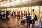 Liepājas koncertzālē «Lielais dzintars» spīd Āfrikas blūza dārgakmens Rolands Čakonte 28