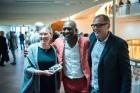 Liepājas koncertzālē «Lielais dzintars» spīd Āfrikas blūza dārgakmens Rolands Čakonte 29