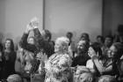 Liepājas koncertzālē «Lielais dzintars» spīd Āfrikas blūza dārgakmens Rolands Čakonte 48