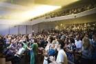 Liepājas koncertzālē «Lielais dzintars» spīd Āfrikas blūza dārgakmens Rolands Čakonte 49