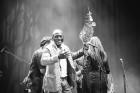 Liepājas koncertzālē «Lielais dzintars» spīd Āfrikas blūza dārgakmens Rolands Čakonte 56