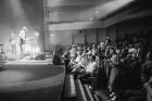 Liepājas koncertzālē «Lielais dzintars» spīd Āfrikas blūza dārgakmens Rolands Čakonte 61