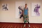Viesnīcā «Radisson Blu Elizabete» atklāta Kristīnes Kutepovas mākslas darbu izstāde 1