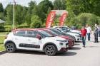 Konkursā «Latvijas Gada auto 2018» noritējis pirmais testa brauciens 10