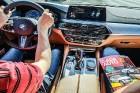 Konkursā «Latvijas Gada auto 2018» noritējis pirmais testa brauciens 16