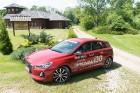 Konkursā «Latvijas Gada auto 2018» noritējis pirmais testa brauciens 22