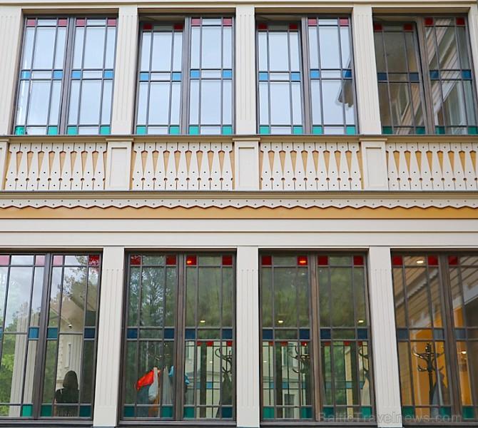 Latvijas tūrisms un Cēsis ir ieguvušas jaunu atpūtas pērli «Villa Santa Hotel»