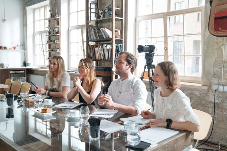 Izvēlēti kulinārijas šova «Samsung Galaxy Dream Chef» dalībnieki