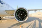 Lidosta «Rīga» un «Airbaltic» medijiem atrāda savu infrastruktūru un gaisa floti 20