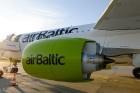 Lidosta «Rīga» un «Airbaltic» medijiem atrāda savu infrastruktūru un gaisa floti 22