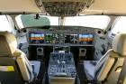 Lidosta «Rīga» un «Airbaltic» medijiem atrāda savu infrastruktūru un gaisa floti 38