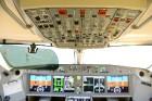 Lidosta «Rīga» un «Airbaltic» medijiem atrāda savu infrastruktūru un gaisa floti 40