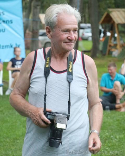 Zemūdens medību starptautiskās sacensības «Sīvera Kauss 2017» notiek kempingā «Siveri»