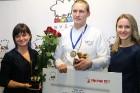 «Riga Food 2017» ietvaros «Pavāru klubs» noskaidro 2017.gada labāko pavāru un pavārzelli 78