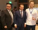 «Riga Food 2017» ietvaros «Pavāru klubs» noskaidro 2017.gada labāko pavāru un pavārzelli 84