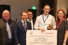 «Riga Food 2017» ietvaros «Pavāru klubs» noskaidro 2017.gada labāko pavāru un pavārzelli 86