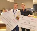 «Riga Food 2017» ietvaros «Pavāru klubs» noskaidro 2017.gada labāko pavāru un pavārzelli 87