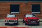 Pie Rīgas Motormuzeja aizvadīts gada pēdējais klasisko transportlīdzekļu pasākums «Youngtimer Cars&Coffee» 6