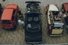 Pie Rīgas Motormuzeja aizvadīts gada pēdējais klasisko transportlīdzekļu pasākums «Youngtimer Cars&Coffee» 8