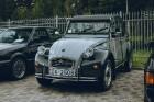 Pie Rīgas Motormuzeja aizvadīts gada pēdējais klasisko transportlīdzekļu pasākums «Youngtimer Cars&Coffee» 10