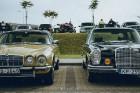 Pie Rīgas Motormuzeja aizvadīts gada pēdējais klasisko transportlīdzekļu pasākums «Youngtimer Cars&Coffee» 11