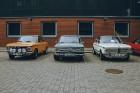 Pie Rīgas Motormuzeja aizvadīts gada pēdējais klasisko transportlīdzekļu pasākums «Youngtimer Cars&Coffee» 12