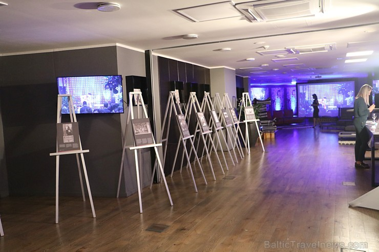 Rīgas 5 zvaigžņu viesnīca «Pullman Riga Old Town» skaisti svin viena gada jubileju
