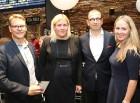 Rīgas 5 zvaigžņu viesnīca «Pullman Riga Old Town» skaisti svin viena gada jubileju 38