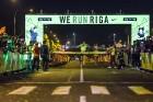 Rīgas centrā notiekošajā rudens skrējienā «We Run Riga» dalību ņem vairāk nekā 9000 skrējēju 30