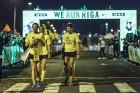 Rīgas centrā notiekošajā rudens skrējienā «We Run Riga» dalību ņem vairāk nekā 9000 skrējēju 23