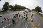 Rīgas centrā notiekošajā rudens skrējienā «We Run Riga» dalību ņem vairāk nekā 9000 skrējēju 19