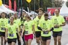 Rīgas centrā notiekošajā rudens skrējienā «We Run Riga» dalību ņem vairāk nekā 9000 skrējēju 8